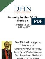 DHN Election Webinar 10-18-12