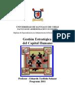 Gestion Estrategica de Capital Humano 2011 - Eduardo Tarifeno