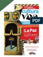 1er Congreso Latinoamericano Cultura Viva Comunitaria