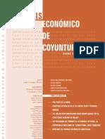Análisis Económico Coyuntural