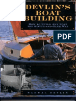 How to Build Any Boat