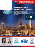 Just released....2012 WEEC Onsite Program