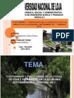 COSTUMBRES Y TRADICIONES DE LA CIUDAD DE LOJA