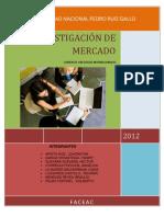 Grupo 03 - Estudio de Mercado - Marketing - Comercio VI