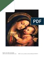 (p. 8-33) Baza Biblică pentru Învăţăturile Catolice despre Maria