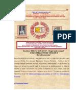 ENCICLICA 'RERUM NOVARUM' - SCURTA PREZENTARE TEMATICĂ