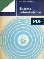 (Cercul de Stele) George Stanila -Sisteme Calendaristice