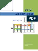 MATRICES - ÁLGEBRA LINEAL