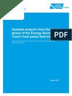 5045 Heat Pump Field Trials
