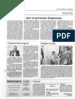 OAB/RS Mídia Impressa - 22/10/2012