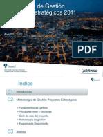 07 - Metodología Gestión Proyectos Estratégicos