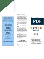 tpsld2012-13brochure final
