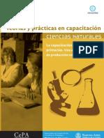 Ciencias Naturales- Currículum, saberes y conocimiento escolar