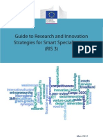 Guide to Research and Innovation Strategies for Smart Specialisations (RIS 3)