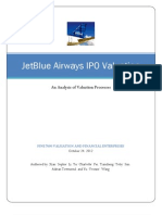 JetBlue IPO Report, Case 28