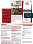 ARPEDAC Leaflet and Membership Application form