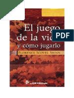 EL JUEGO DE LA VIDA … Y CÓMO JUGARLO