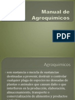 Manual de Agroquimicos