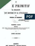 Le Peuple primitif 2