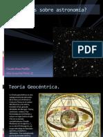 Qué sabes sobre astronomía (2)