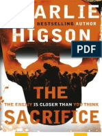 The Sacrifice (the Enemy) - Higson, Charlie