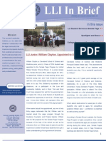 LLI Newsletter Fall 2012 (2)