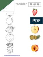 Frutos Metades