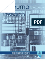 ST Journal of Research 4.1 - Wireless Sensor Networks