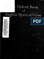 Oxford Book of English Mystery