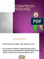 Accidentes en Pediatria