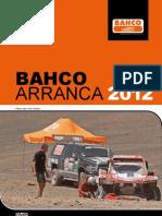 2012 BAHCO ARRANCA 2ª