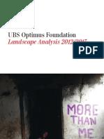 UBSOF LandscapeAnalysisReport(Full Text) 2012 e WEB