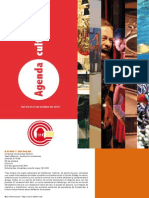 Boletín Corredor Cultural del Centro No. 15 (24 al 31 de octubre de 2012)