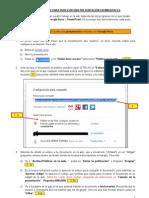 Como Publicar una presentación en un Wiki