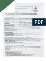 Lista de Chequeo Feria Del Empleo. YULY