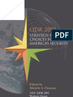 QDR 2001-Strategy-Driven Choices for America's Security