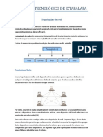 1.4 Topologias de Redes