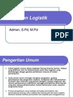 Konsep Dasar Manajemen Logistik
