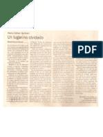Prensa. El Carabobeño. Domingo 10 Octubre de 2010.