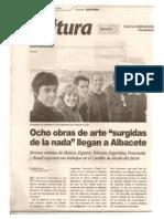 Prensa. El Pueblo de Albacete. España