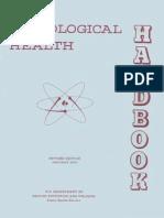 Radiological Health Handbook