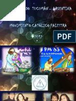 Palestra Tucuman - PM 82 y 83 Sep 2012