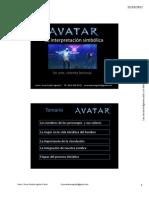 Avatar (Película) Una interpretación simbólica
