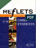 Reflets Méthode de Français 1- Cahier D´Exercices