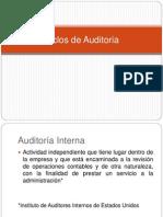 Ciclos de Auditoria Nuevas