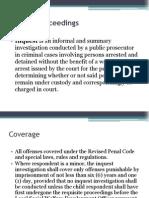 Inquest Proceedings