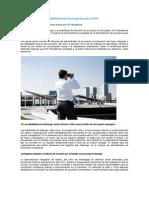 Las 10 tendencias de la administración de proyectos para el 2011