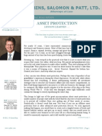 Asset Protection - Harp - Rsp