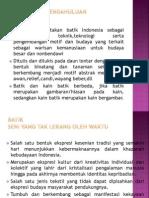 Batik 2011-2012