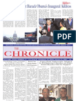 Chronicle Jan 21 09